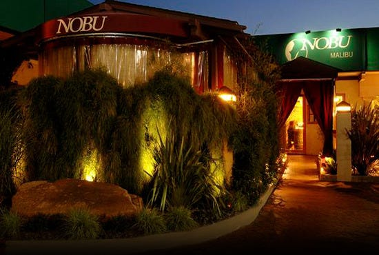 nobu malibu los angeles restaurants review 10best experts and