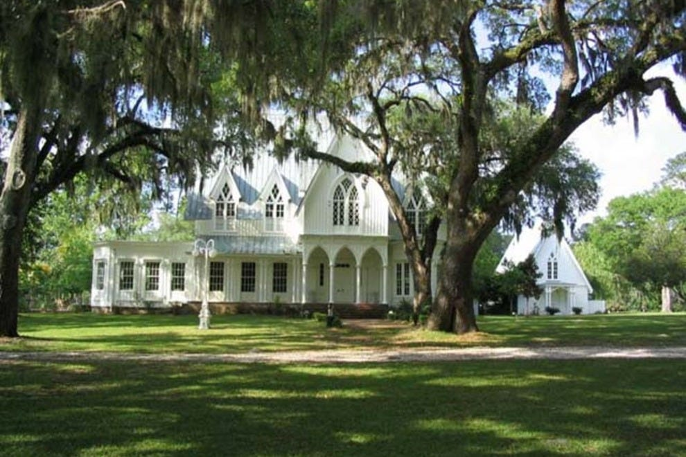 Rose Hill Plantation Savannah Attractions Review 10best