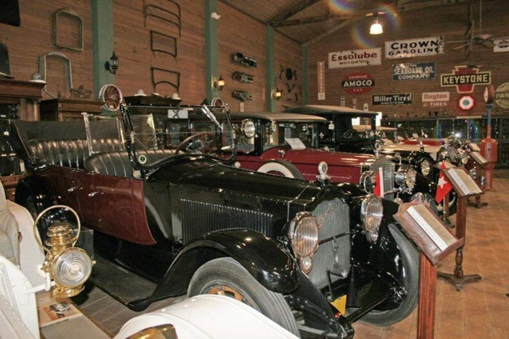 Fort Lauderdale Antique Car Museum: Fort Lauderdale Attractions ...