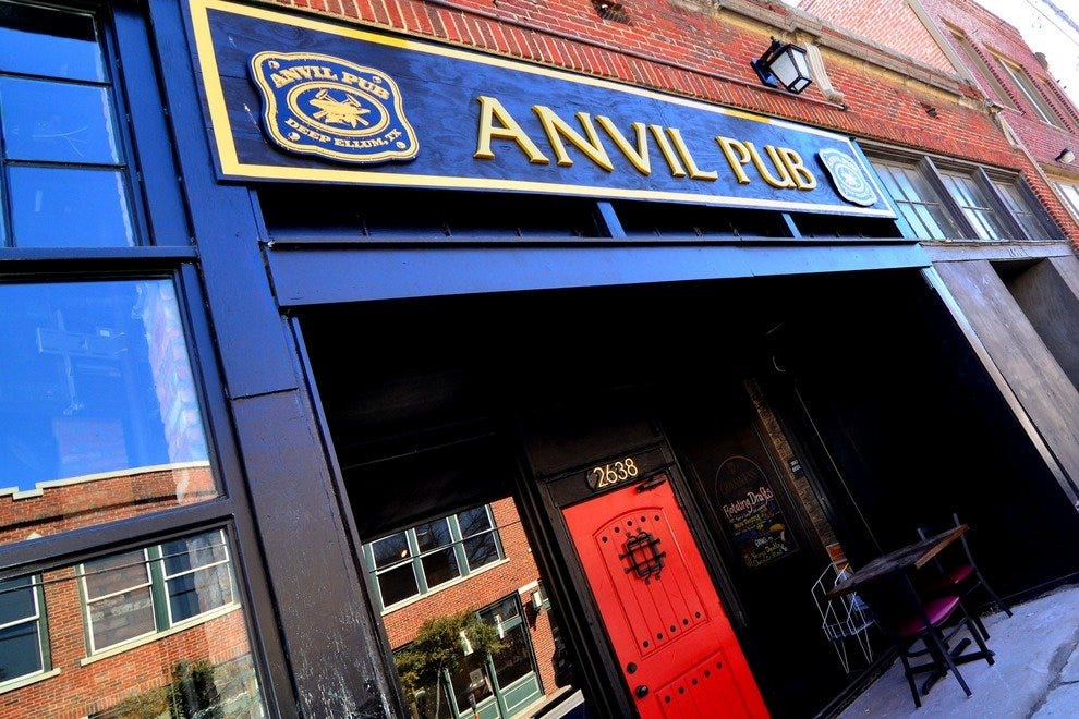 Anvil Pub