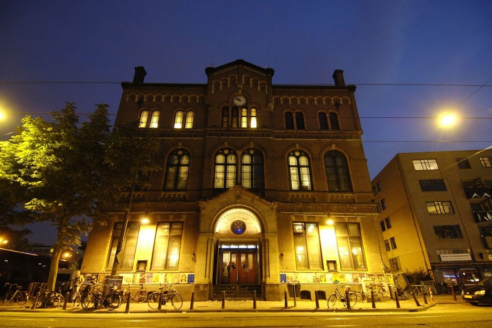 Paradiso Amsterdam Nightlife Review 10best Experts And