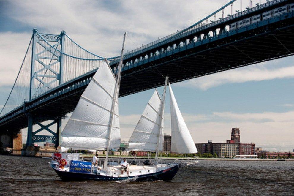 美国帆船之旅
