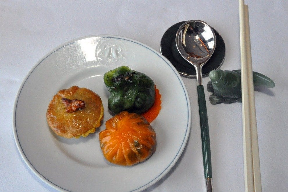 Yan Toh Heen Restaurant Food