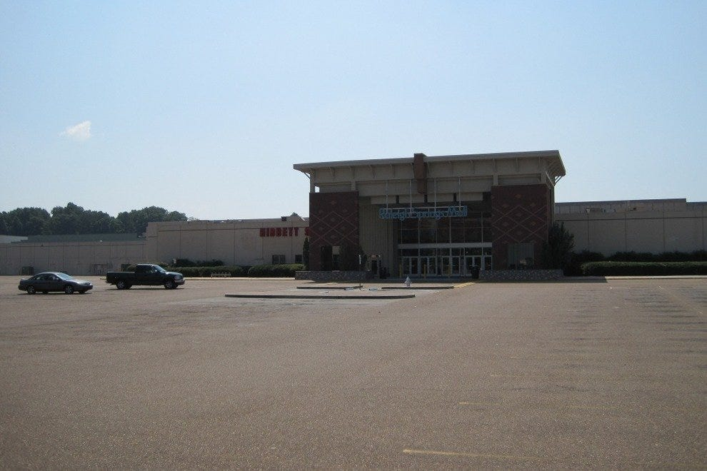 Raleigh Springs Mall