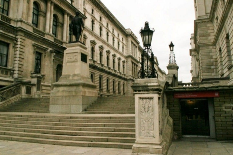 London historic sites 10best historic site reviews - Churchill war cabinet rooms ...