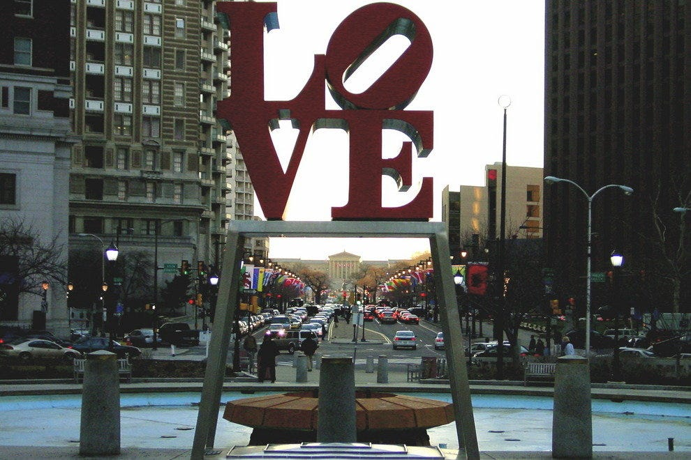 romantic spots in philadelphia