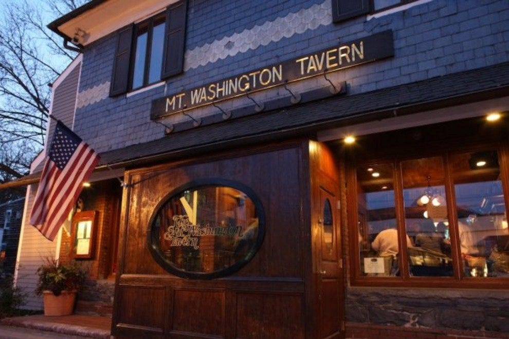 Mt. Washington Tavern