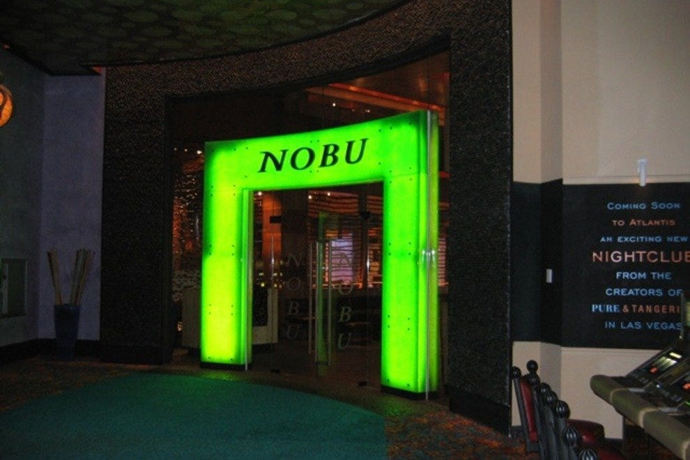 Nobu Nassau Restaurants Review 10best Experts And