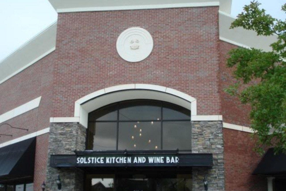 Solstice Kitchen & Wine Bar