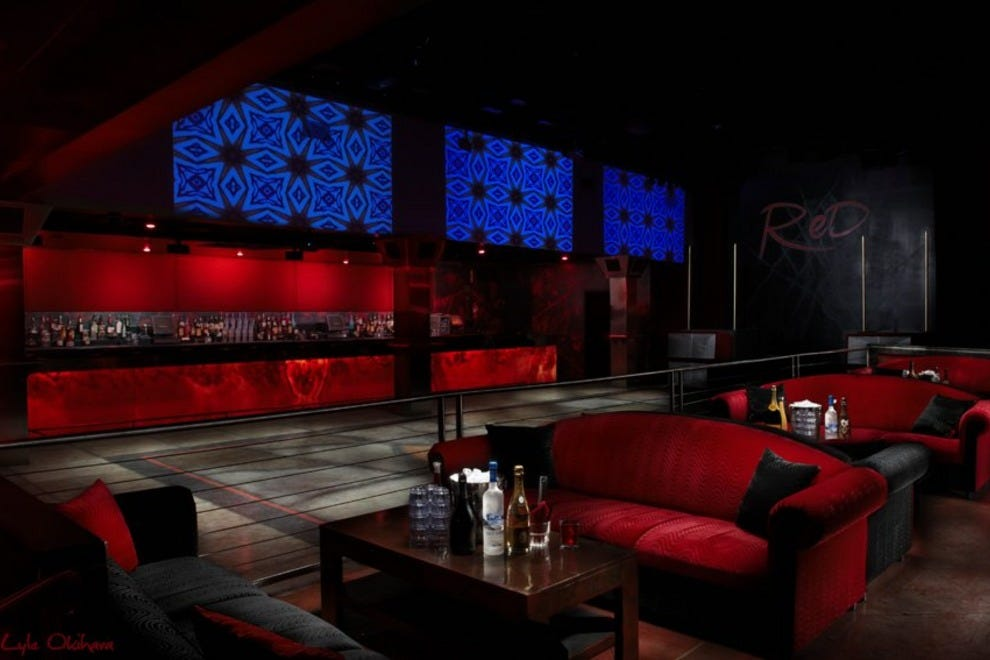 Red Night Club Orange County Nightlife Review 10best