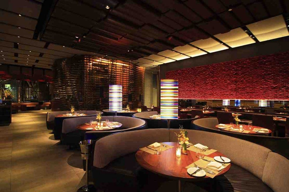 Boa steakhouse sunset los angeles restaurants review for Best private dining rooms los angeles