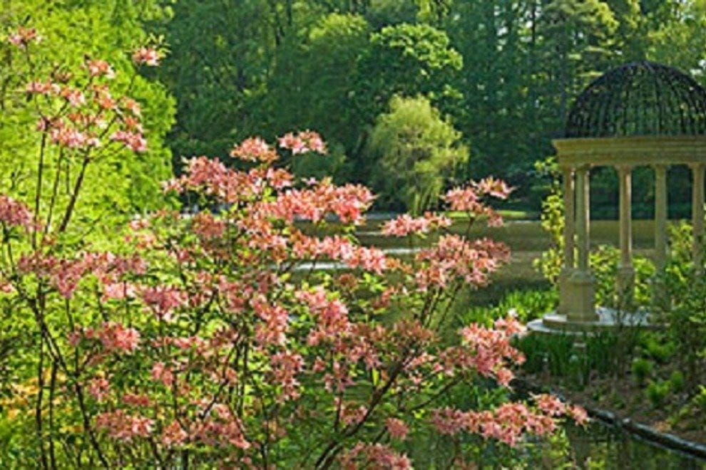 Longwood gardens philadelphia attractions review 10best - Places to eat near longwood gardens ...