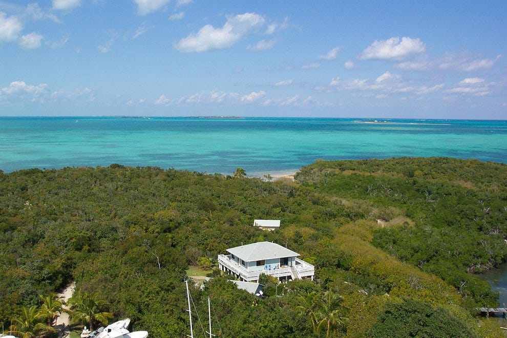 Abacos, Bahamas short flight from Fort Lauderdale or Miami