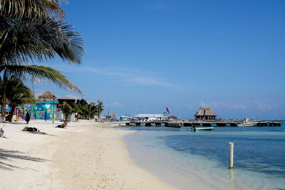 Friendly Belize in Central America Makes Unique Beach Getaway