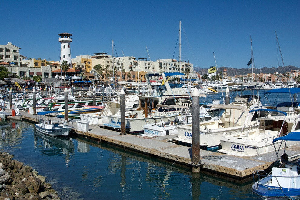 Cabo San Lucas for Sunning, Fishing and Boating