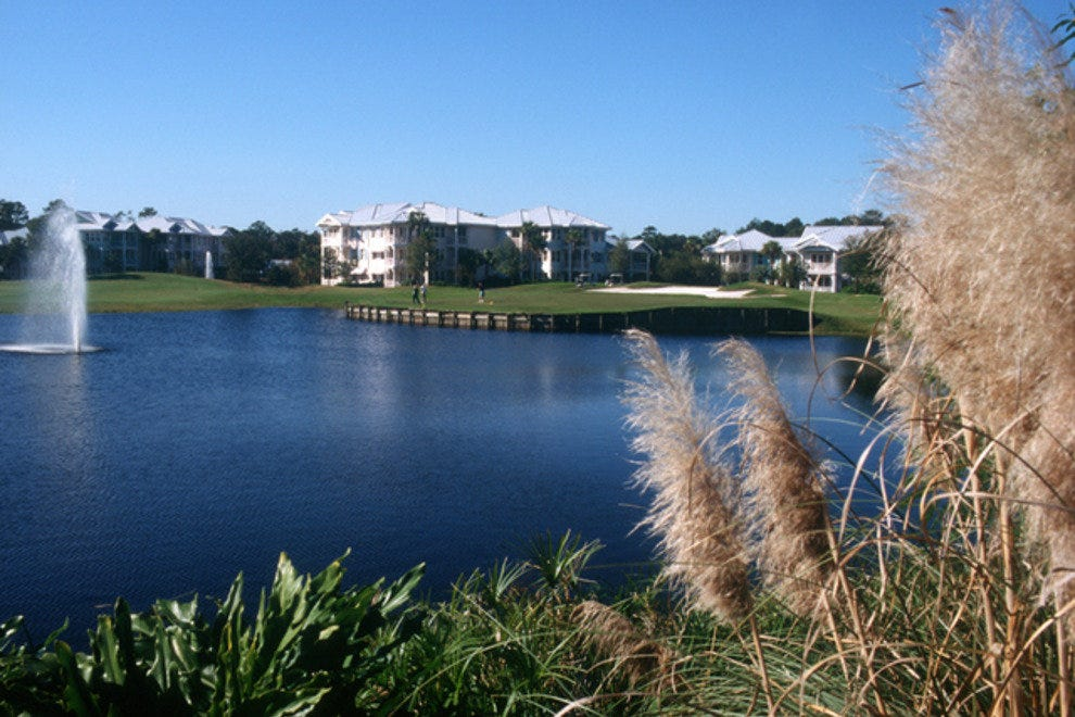 Walt Disney World Golf Complex – Palm