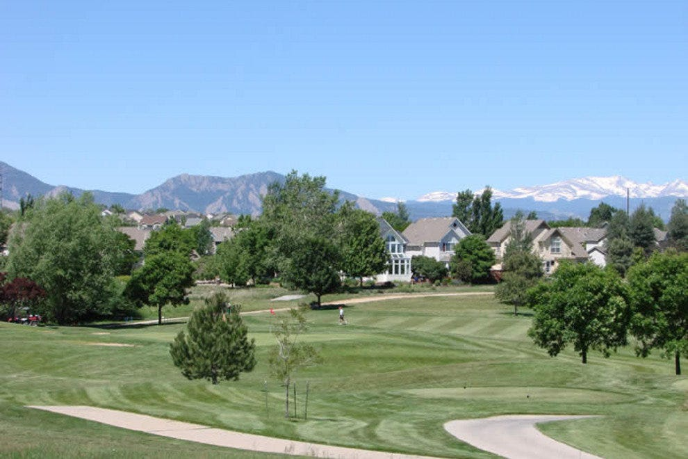 Indian Peaks Golf Club
