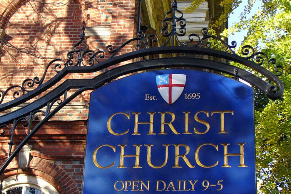 Christ Church Episcopal Philadelphia