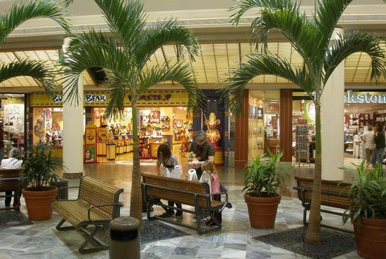 Lakeside Shopping Center New Orleans Shopping Review