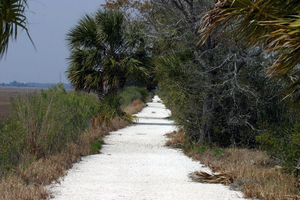 Old Tybee Railroad Scenic Trail