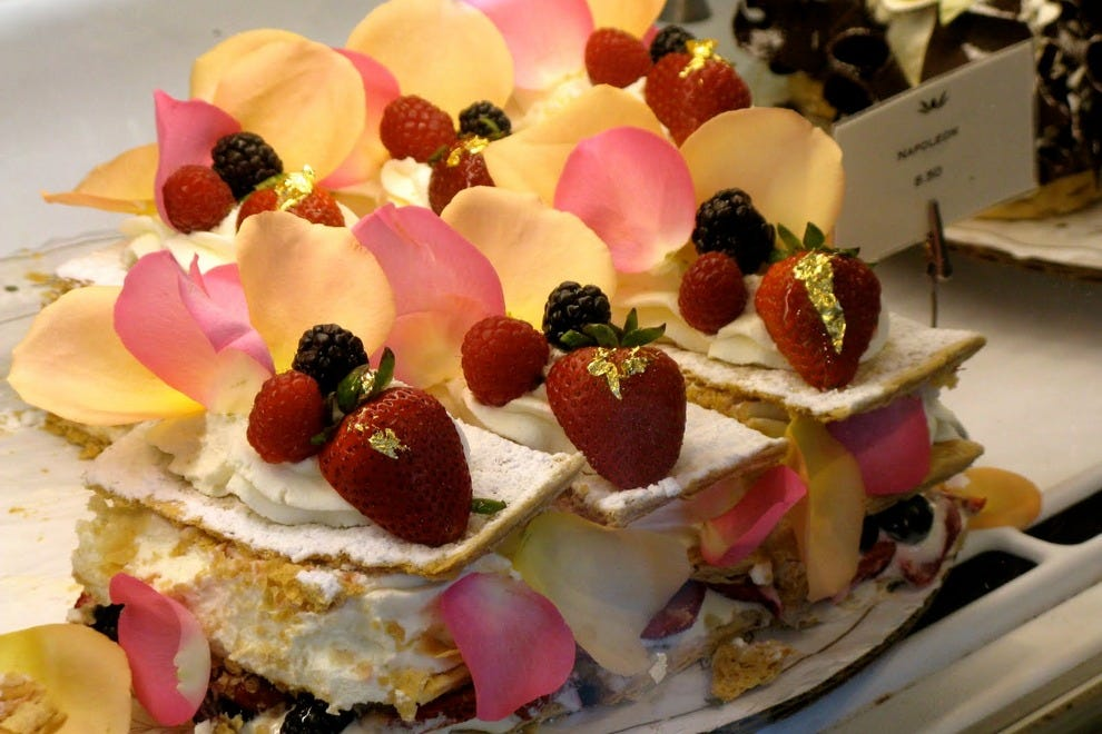 San Diego Desserts & Bakeries: 10Best Restaurant & Bakery