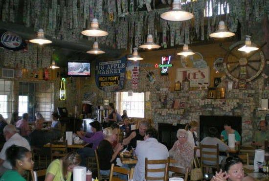 North Myrtle Beach Hotels >> Hamburger Joe's: Myrtle Beach Restaurants Review - 10Best Experts and Tourist Reviews
