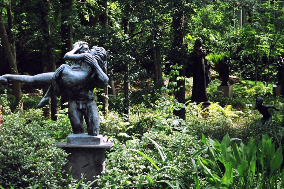 umlauf sculpture garden museum austin attractions review 10best experts and tourist reviews