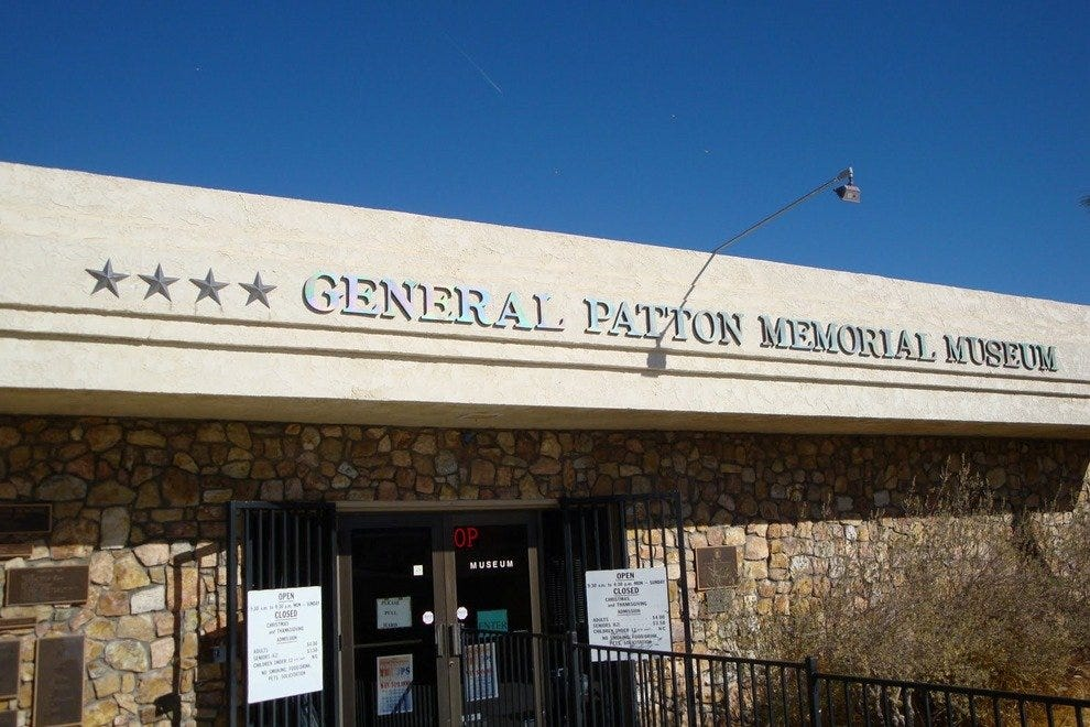 General George Patton Memorial Museum
