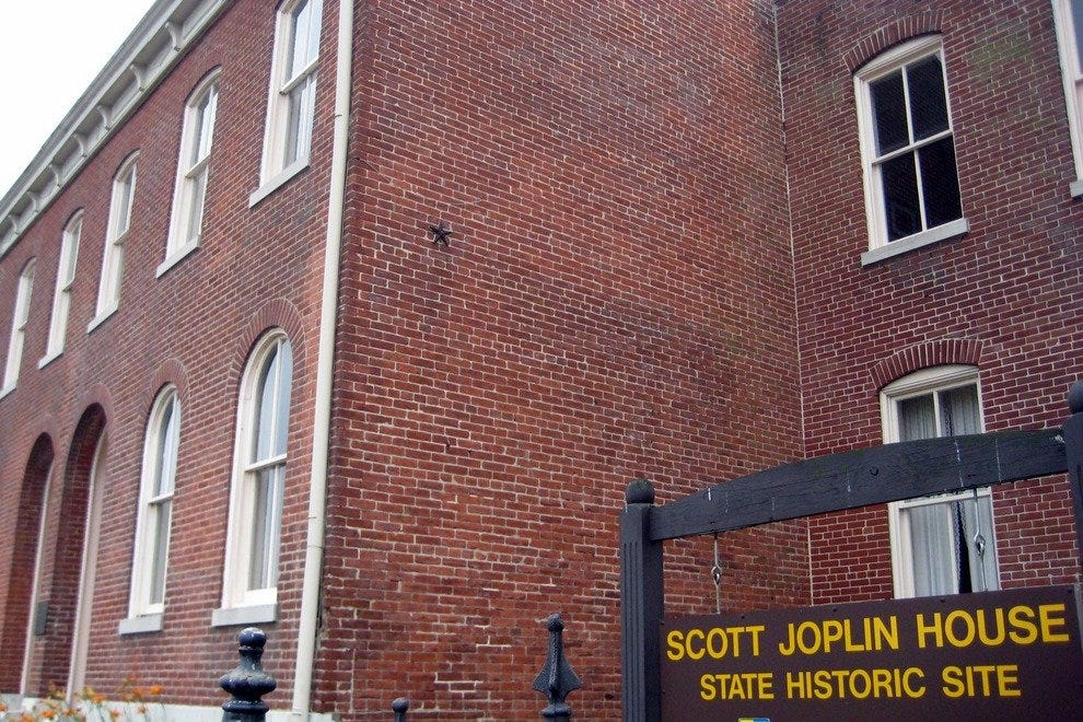 Scott Joplin State Historic Site