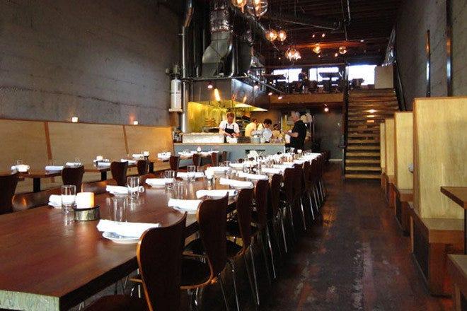 Restaurant Slideshow Group Friendly In Seattle