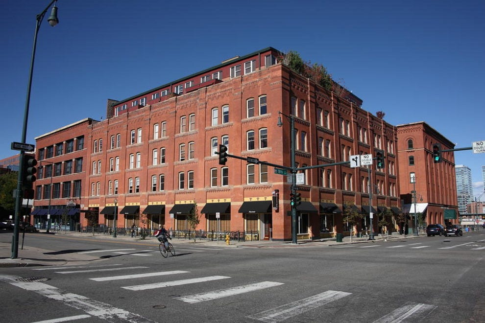 Best Hotels In Lodo Denver