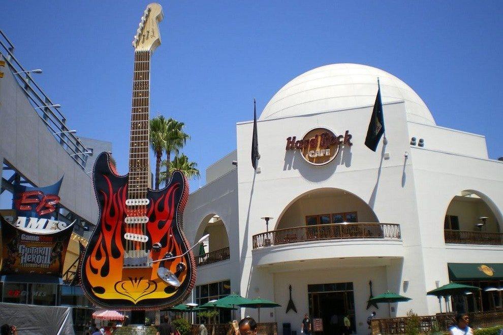 Hard Rock Cafe Maui Menu