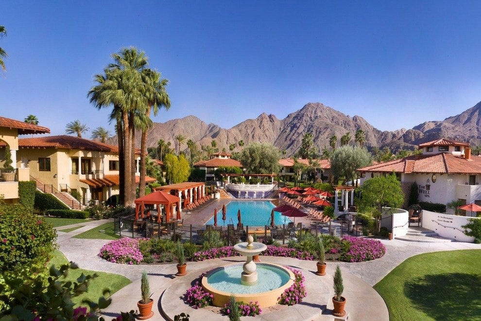 Miramonte Resort And Spa Palm Desert