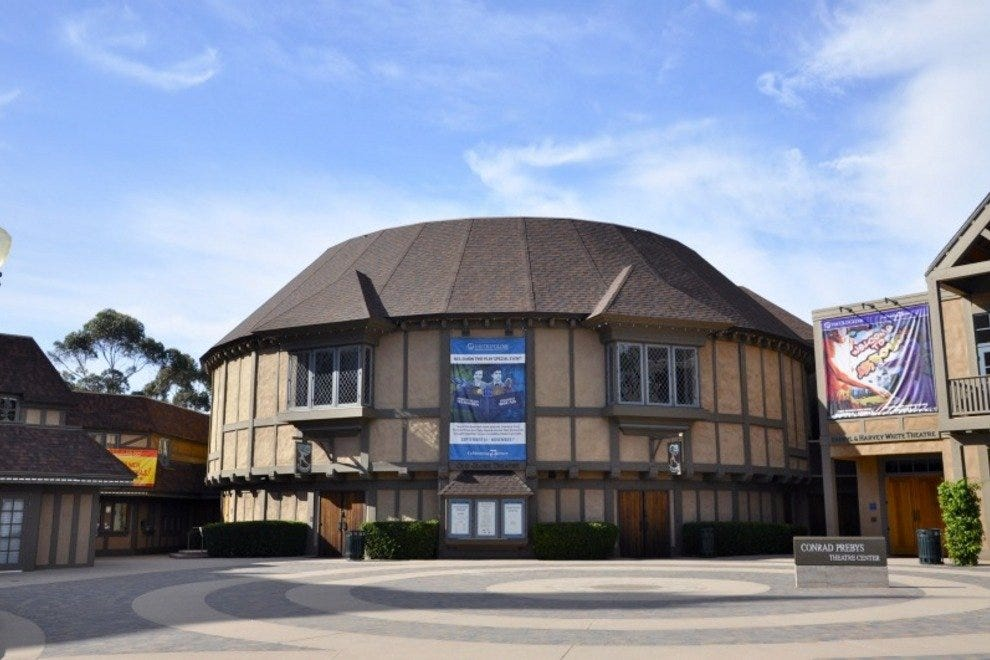 Old Globe Theatre San Diego Attractions Review 10best Experts And Tourist Reviews