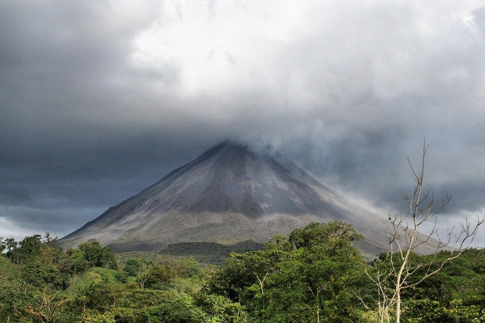 Volcan阿雷纳