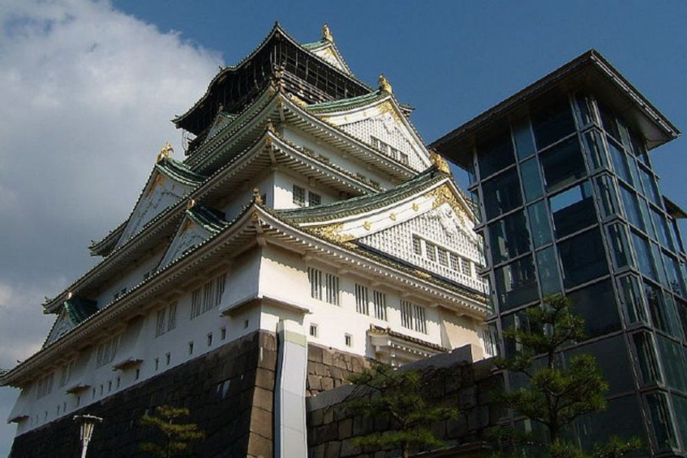 Osaka Castle Osaka Attractions Review 10best Experts