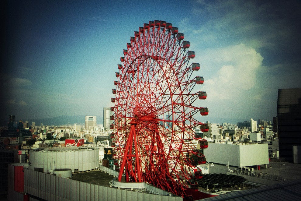 best osaka attractions and activities  top 10best