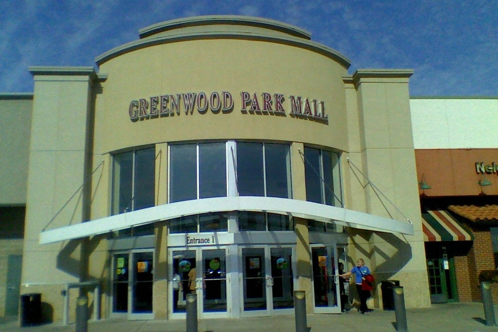 Food Near Greenwood Mall