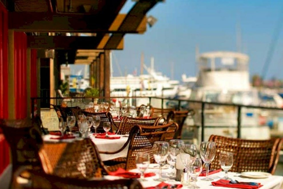Rusty pelican tampa restaurants review 10best experts for Local fish restaurants
