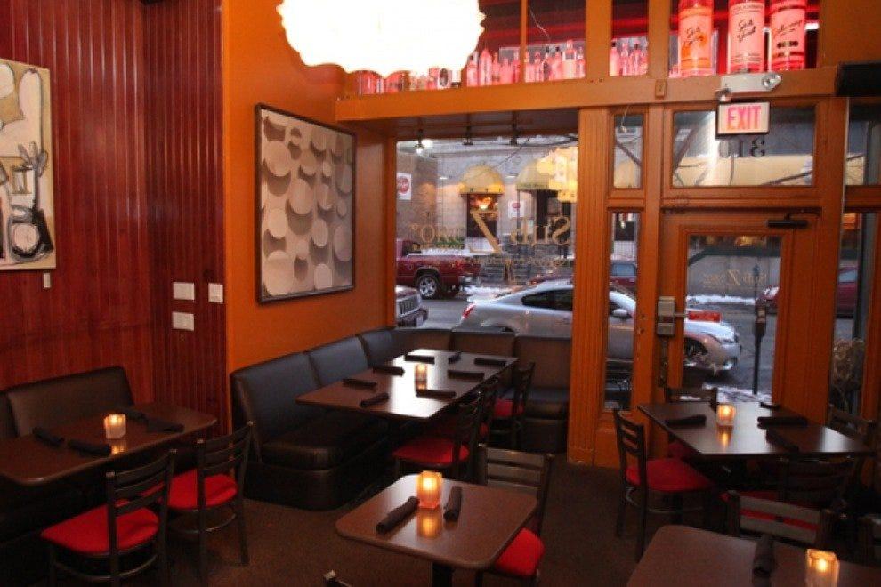 Saphire pan asian restaurant st. louis