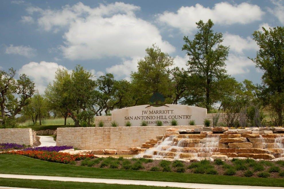 Jw Marriott San Antonio High Velocity San Antonio