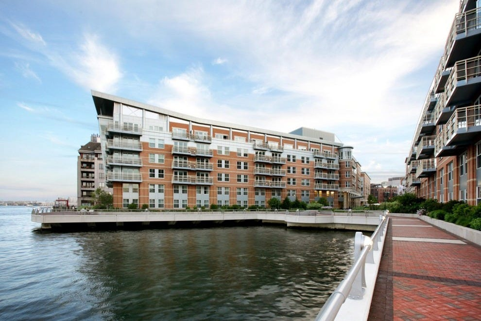 Battery Wharf Hotel, Boston Waterfront: Boston Hotels Review - 10Best Experts and Tourist Reviews