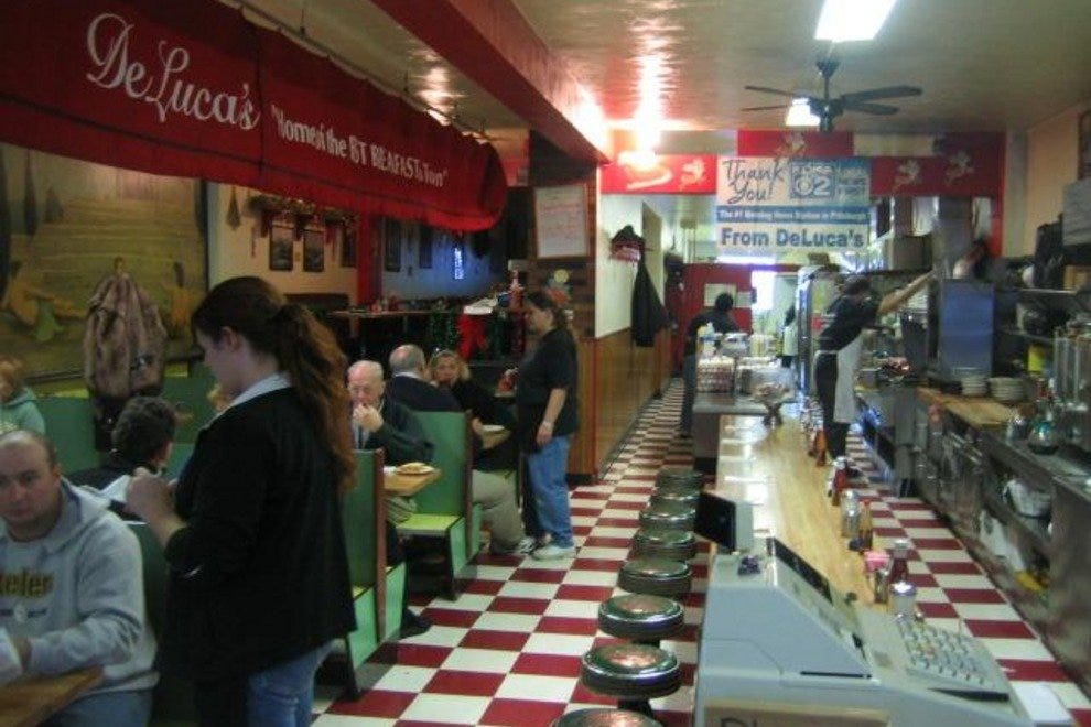 deluca u0026 39 s  pittsburgh restaurants review