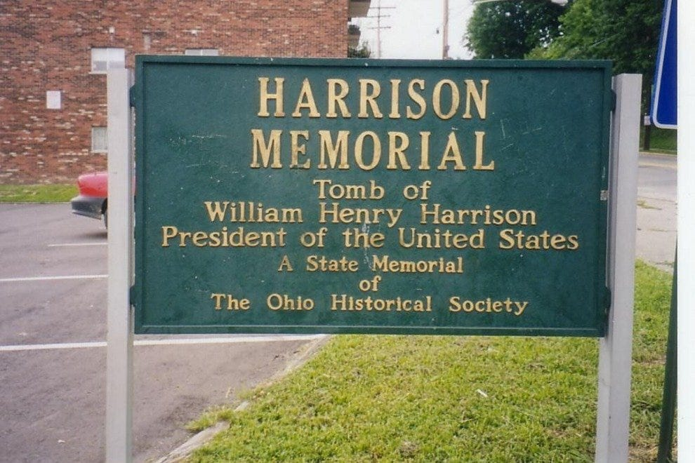 Harrison Tomb State Memorial