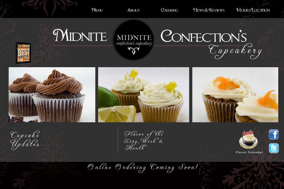 Midnite Confection's Cupcakery