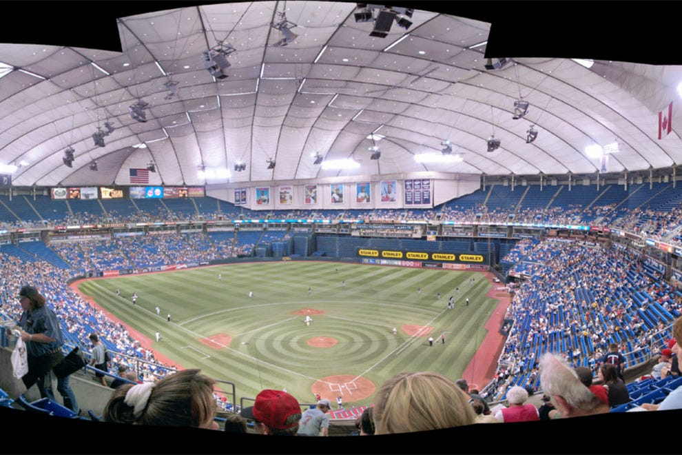 Hubert H. Humphrey Metrodome: Minneapolis Attractions Review ...