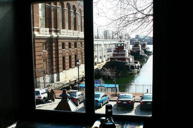 Restaurants with Harbor Views in Baltimore