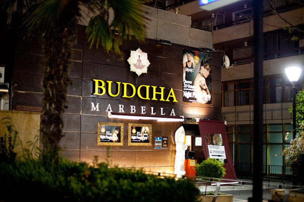 Buddha Del Mar Madrid Nightlife Review 10best Experts