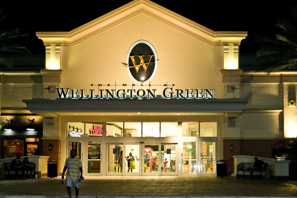 The Mall at Wellington Green