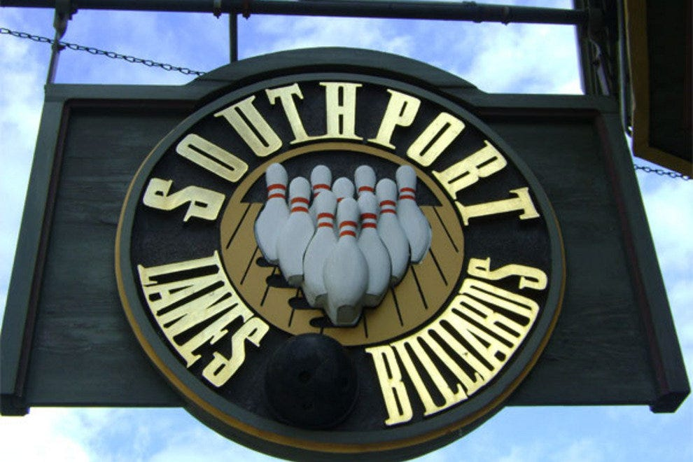Southport Lanes and Billiards